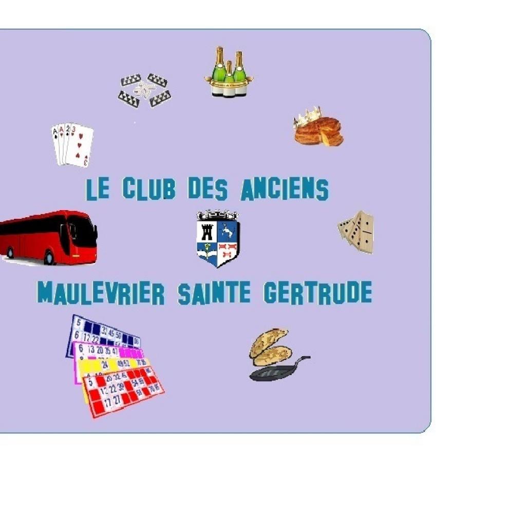 Le club des anciens pour site