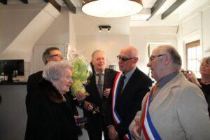 100 ans Mme BENARD (1)