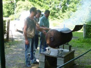preparation de la kermesse (13)
