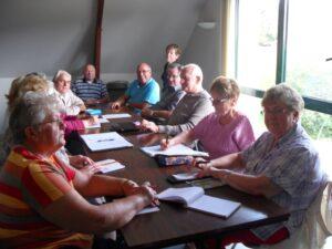 Bureau Club des Anciens
