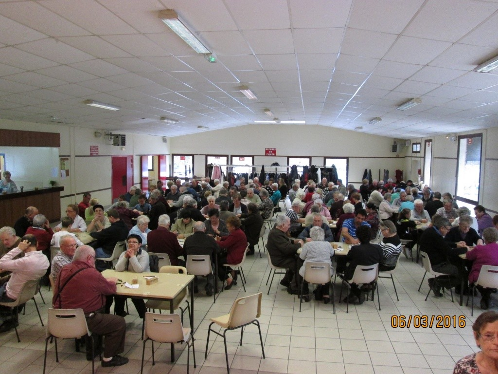 Club des anciens Maulévrier Sainte Gertrude