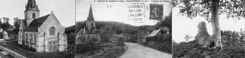 mairie Maulevrier Ste Gertrude ancien