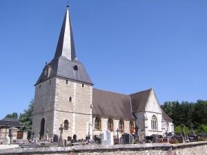 Maulevrier Eglise St Leonard