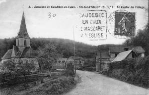 Sainte Gertrude Bourg