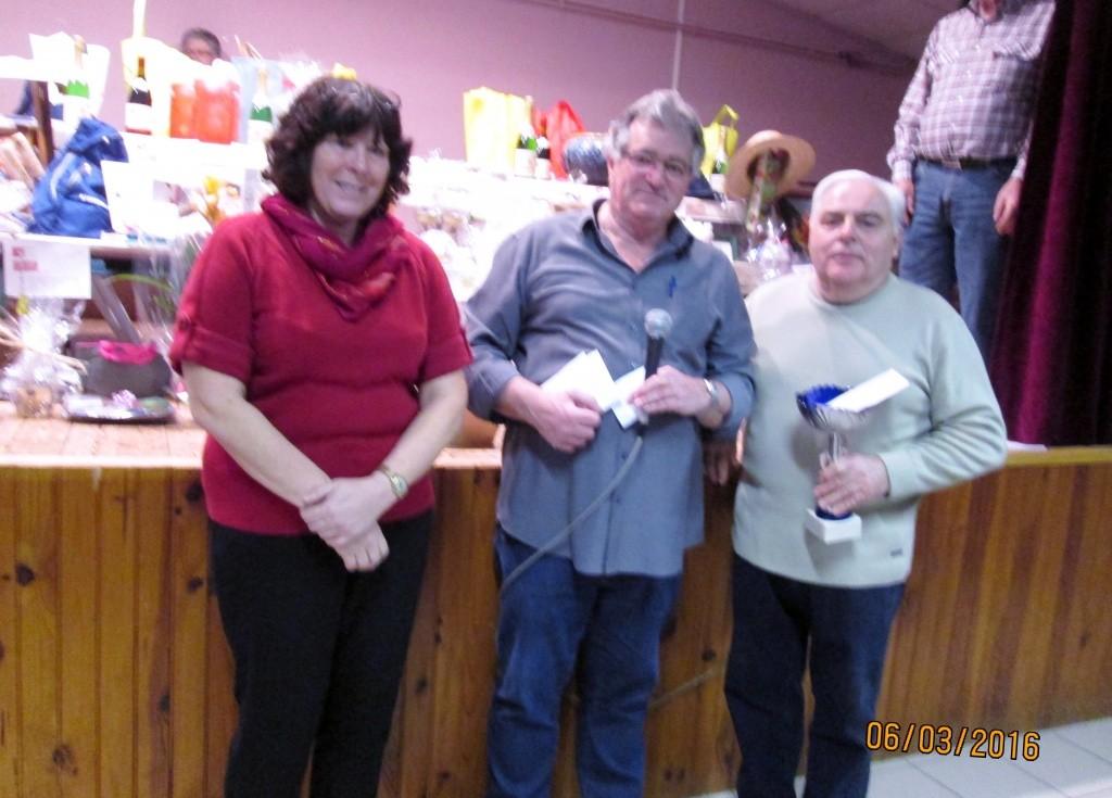 Le Club des anciens Maulévrier Sainte Gertrude
