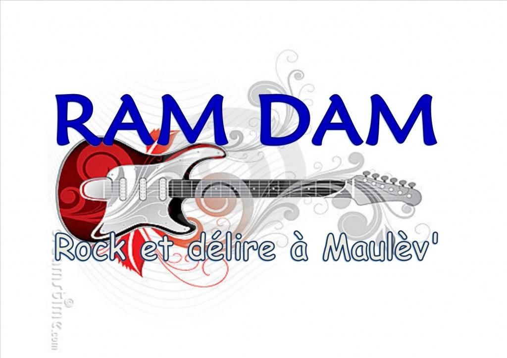 Logo RAM DAM 1